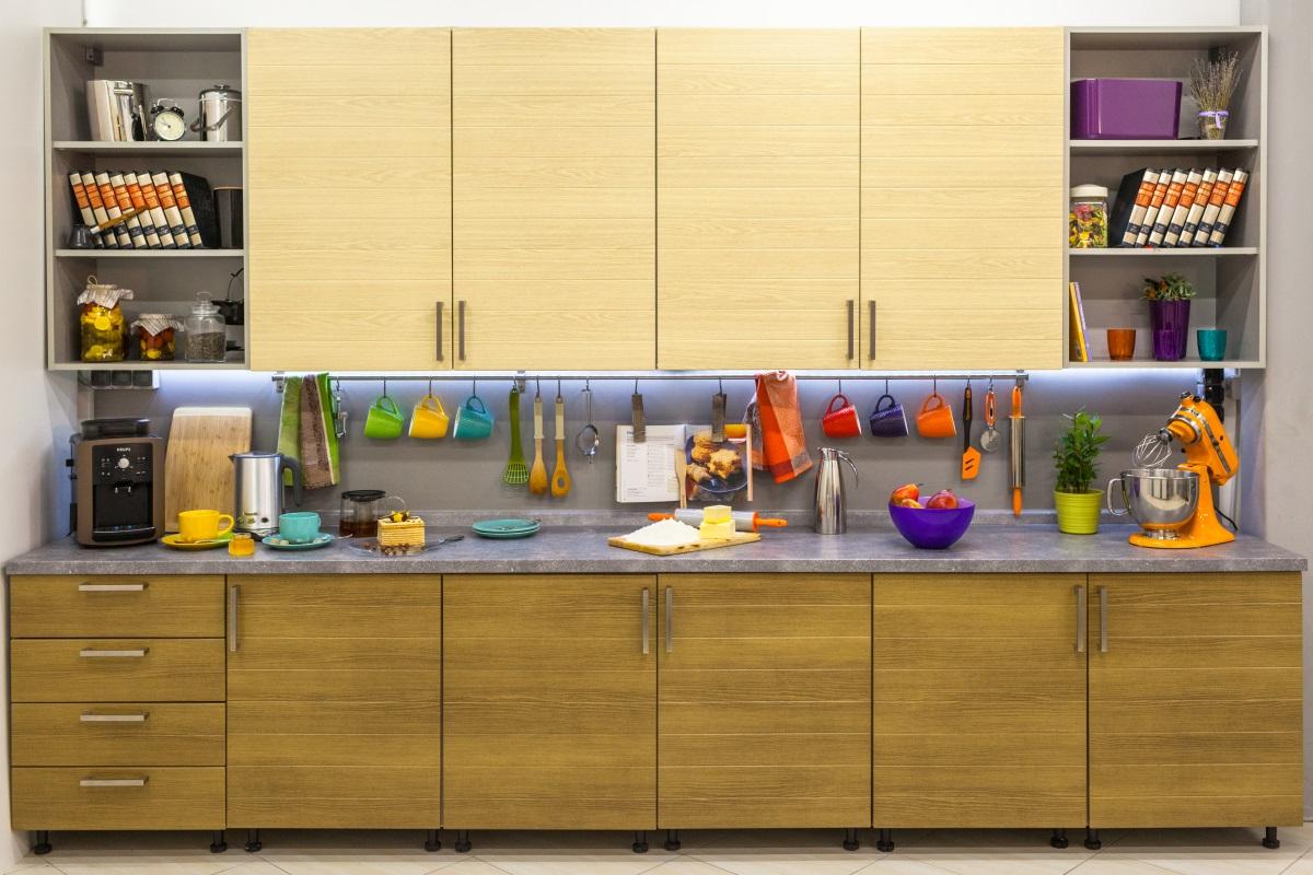 Кухня B