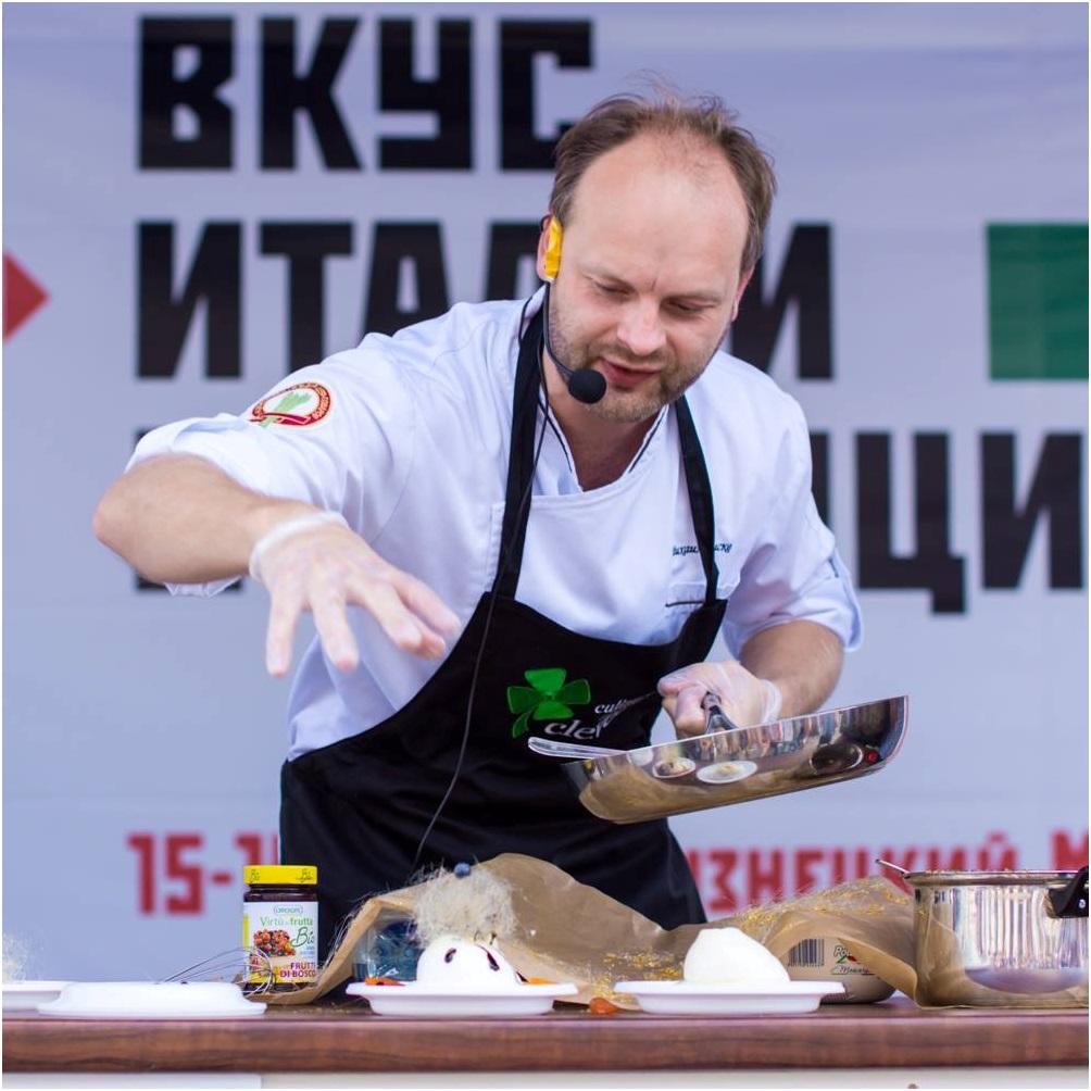 Техническое оснащение для съемок кулинарного шоу