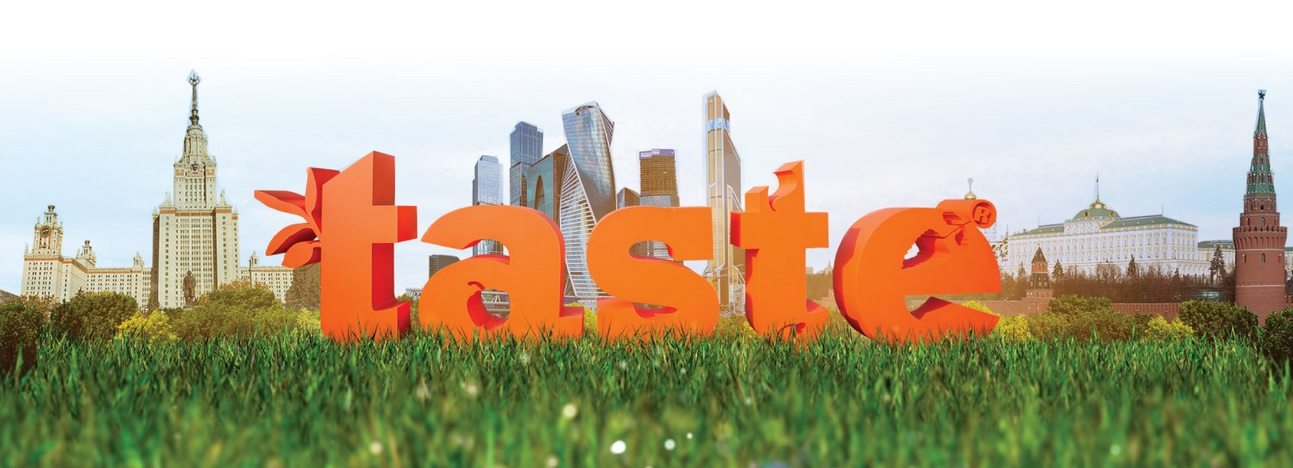 Taste of Moscow 22.06 - 25.06