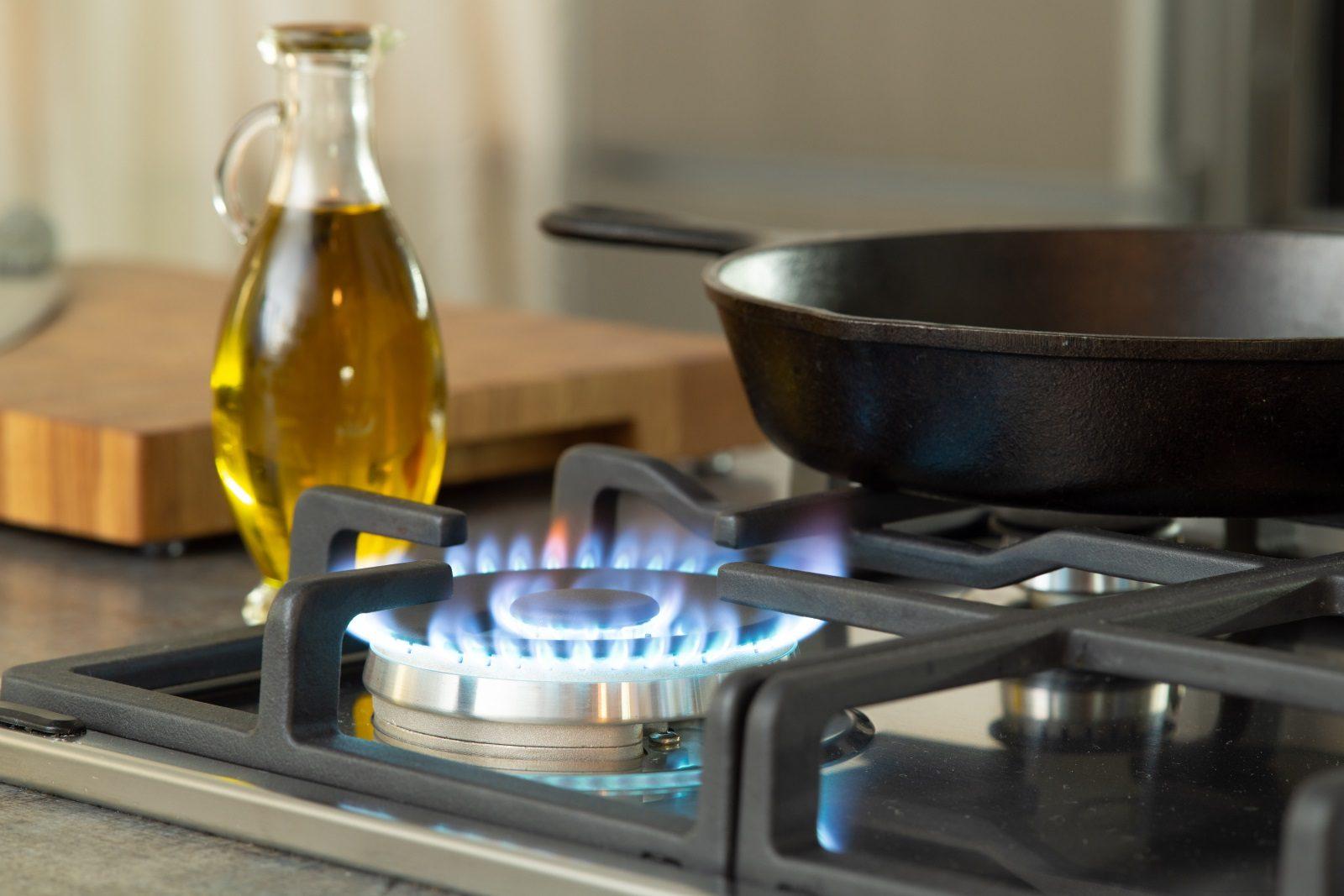 """""""Живой"""" огонь для Вашей кулинарной истории!"""