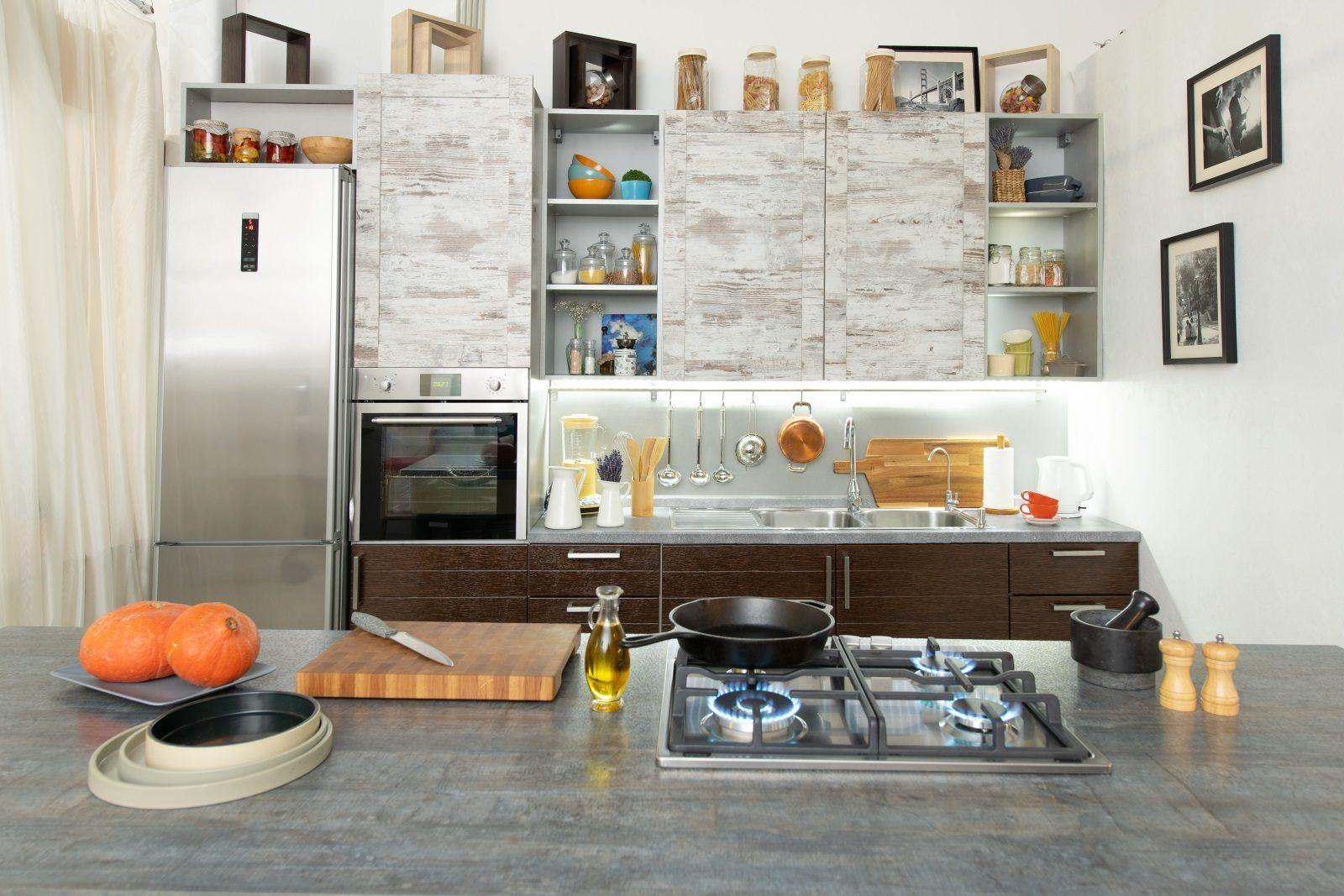 Кухня D